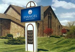 Welcome to Evangel Baptist Church