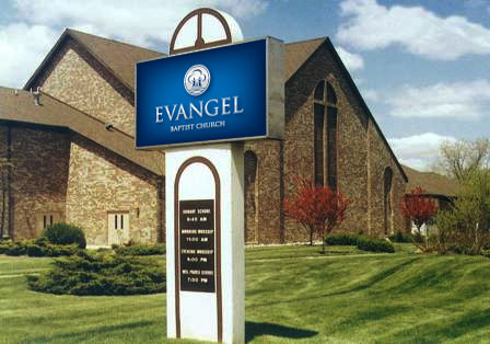 Welcome to Evangel Baptist Church